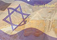 Israel Heute (Wandkalender 2022 DIN A3 quer): Ein Monatskalender mit Bildern aus dem modernen Israel. (Monatskalender, 14 Seiten )
