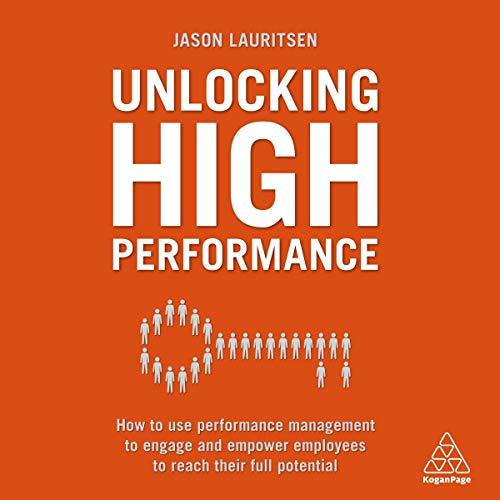 Unlocking High Performance cover art