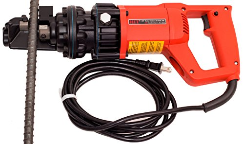 HIT Tools 29-PMC16E-3 Portable Electric Rebar Cutter, 12.75'...