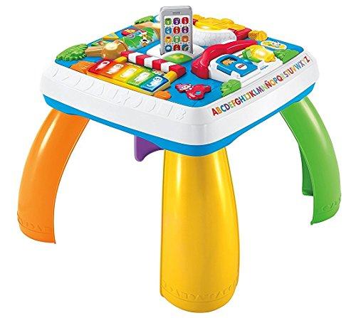 Fisher-Price Mattel DRH34 Zweisprachiger Lerntisch