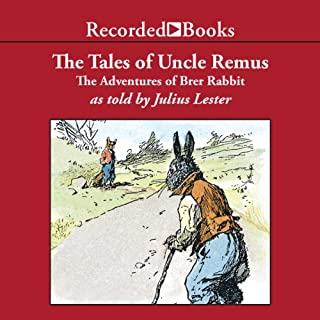 The Tales of Uncle Remus cover art