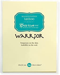 Best warrior temporary tattoo Reviews