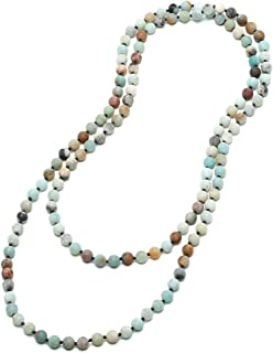 Best thick beaded necklace Reviews