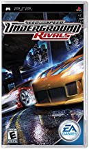 Need for Speed:  Underground Rivals – Sony PSP