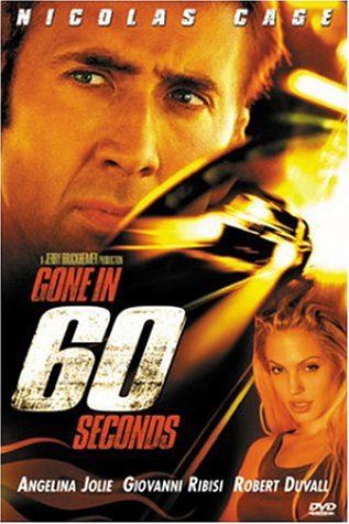 Gone In 60 Seconds [UK Import]