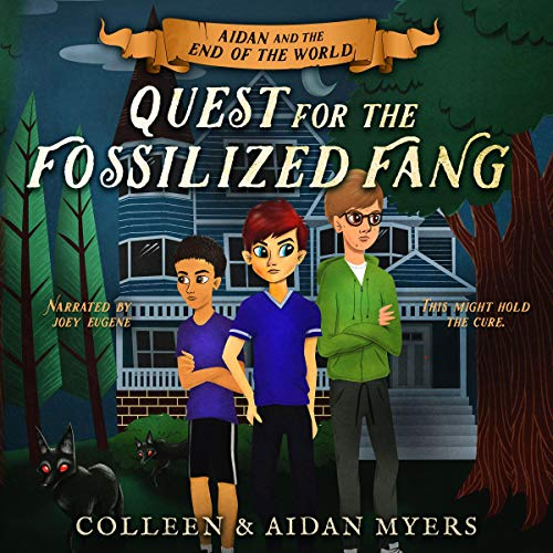 Quest for the Fossilized Fang  By  cover art