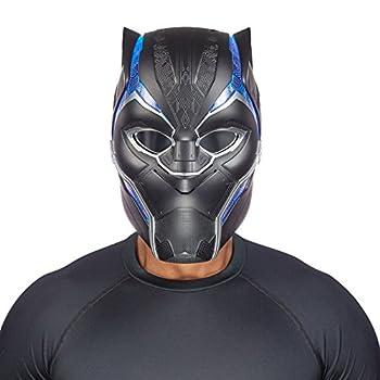 Marvel Legends Series Black Panther Electronic Helmet Standard