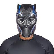 Marvel Legends Series Black Panther Electronic Helmet, Standard