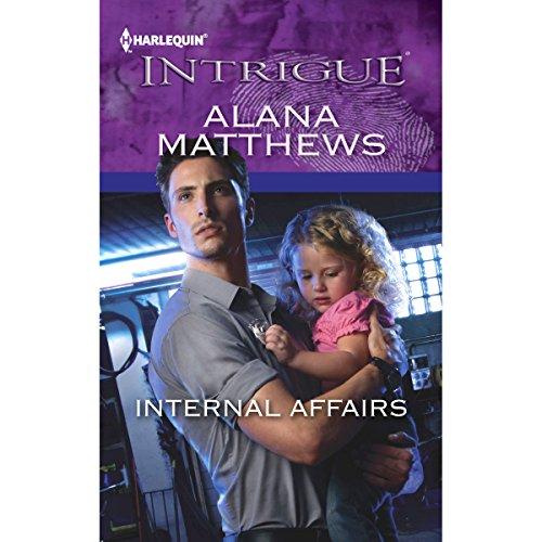 Internal Affairs audiobook cover art