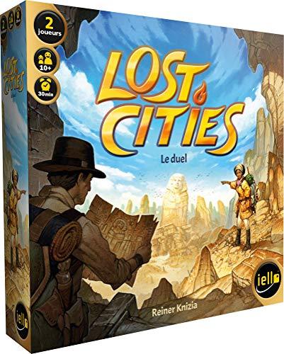 IELLO- Lost Cities (Version Française), 51550, Neutre