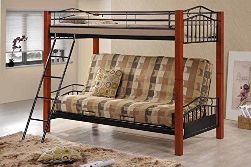 Kids Bunk Beds With Futons Underneath