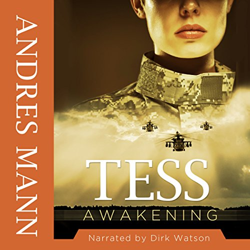 Tess Awakening audiobook cover art
