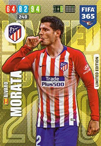 edición limitada FIFA 365 cartas-2019 Thiago