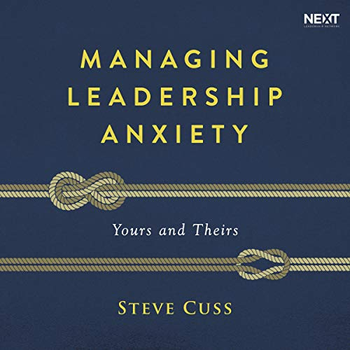 Managing Leadership Anxiety cover art