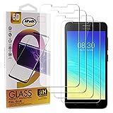 Guran 4 Paquete Cristal Templado Protector de Pantalla para TP-Link Neffos Y5L Smartphone 9H Dureza Anti-Ara?azos Alta Definicion Transparente Película