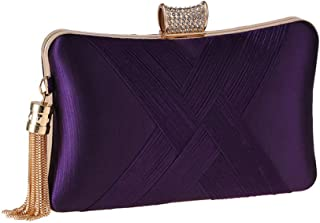 Amazon.es: Morado Carteras de mano y clutches Bolsos