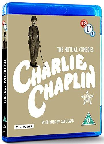 Charlie Chaplin-The Mutual Films Collection (2 Blu-Ray) [Edizione: Regno Unito] [Import]
