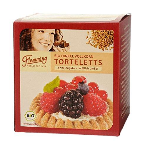 Flemming Dinkel Torteletts, 150 g