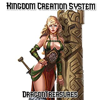Kingdom Creation System: Volume 1 cover art
