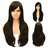 Pema Full Head Long Hair Wig For Women And Girls (Brown)