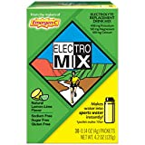 Emergen-C ElectroMIX Electrolyte Replacement Powder (30 Count, Natural Lemon Lime Flavor, 1 Month...