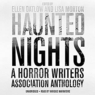 Haunted Nights audiobook cover art