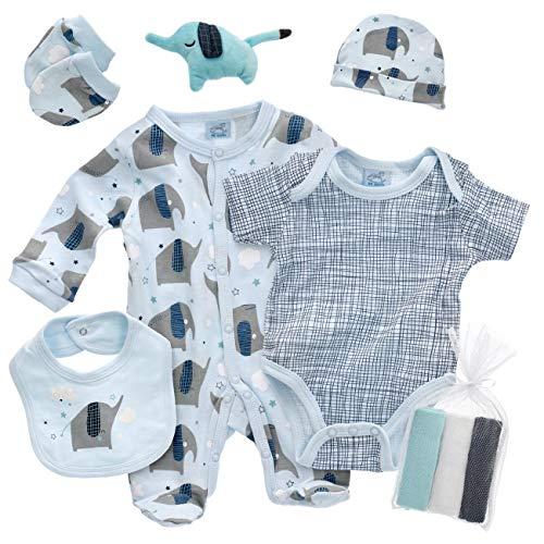 Rock-a-Bye - Grenouillère - Bébé (garçon) 0 à 24 mois bleu bleu 0-3 Monate (62)