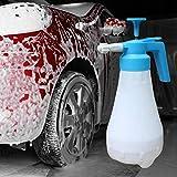 Spruzzatore per pompa di schiuma da 1,8 litri - spruzzatore di schiuma a pressione per kit pulizia auto, lavaggio auto, dettagli auto | Riempi con detergente per ruote per sapone auto lavaggio |