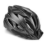 Sunrimoon Adult Bike Helmet Men Women - Adjustable Size Dial Bicycle Helmet with...