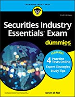 Securities Industry Essentials Exam For Dummies with Online Practice Tests (For Dummies (Career/Education))