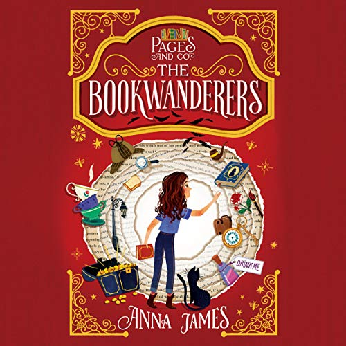 Pages & Co.: The Bookwanderers audiobook cover art