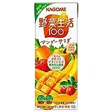 野菜生活 フルーティサラダ 200ml X 12