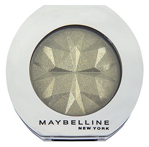 Maybelline New York Lidschatten Colorshow Mono Shadow Uptown Bronze 40 / Eyeshadow Bronze Metallic Finish, leuchtende Farben, intensive Deckkraft, 1 x 3 g