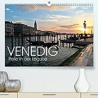 Venedig - Perle in der Lagune (Premium, hochwertiger DIN A2 Wandkalender 2022, Kunstdruck in Hochglanz): Venedig ist eine der schoensten Staedte, aber auch gefaehrdetsten Staedte der Welt, die es unbedingt zu erhalten und zu schuetzen gilt. (Monatskalender, 14 Seiten )
