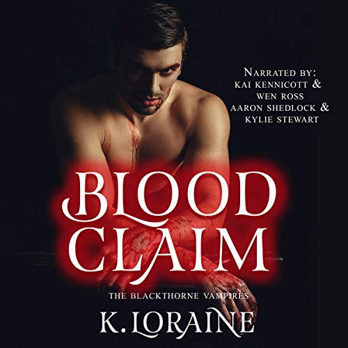 Blood Claim: The Blackthorne Vampires, Book 4