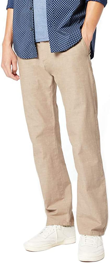 Dockers Men's Straight Fit Ultimate Chino with 上等 R Flex Smart 激安卸販売新品 360