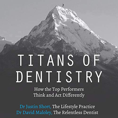 Titans of Dentistry cover art