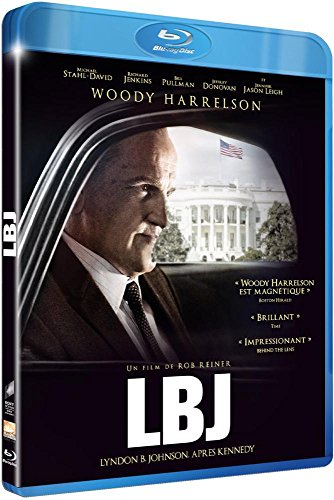 LBJ-L.B. Johnson, après Kennedy [Blu-Ray]
