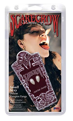 Smiffys Crocs Love Bite, dentier, avec adhésif