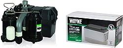 Wayne WSS30VN Upgraded Combination sump pump