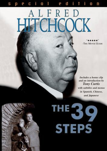 the 39 steps dvd - 3