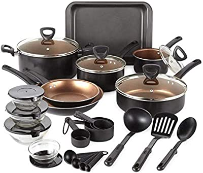 Amazon.com: Greenpan Rio 12 Piece Cookware Set: Kitchen & Dining
