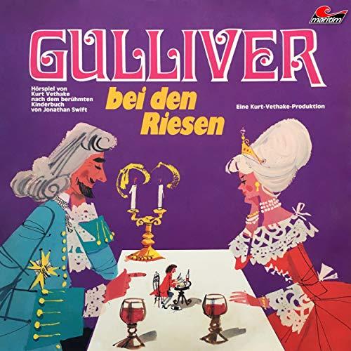 Page de couverture de Gulliver bei den Riesen