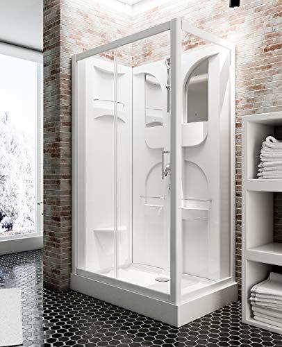 Schulte cabine de douche complète Malta, cabine de...