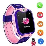 YENISEY Reloj Inteligente para niños con Juegos - Niños Chicas Reloj...