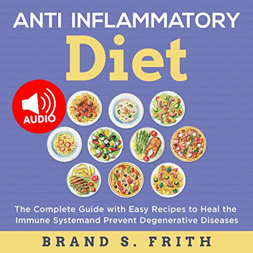 Anti Inflammatory Diet cover art
