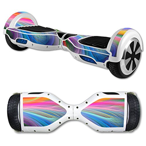 Top hoverboard rainbow wave for 2020