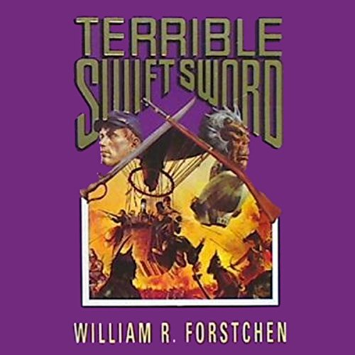 Terrible Swift Sword audiobook cover art