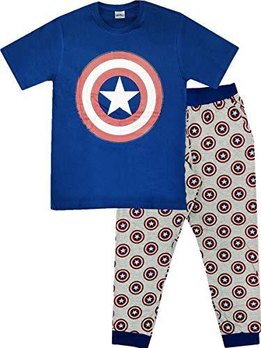 Avengers Captain America 33478 Character Cotton Pyjamas Medium