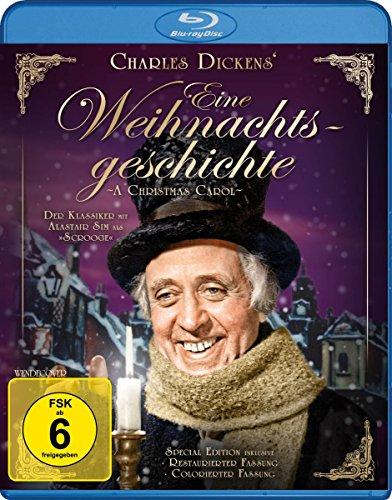 Eine Weihnachtsgeschichte: Special Edition inkl. kolorierter Fassung